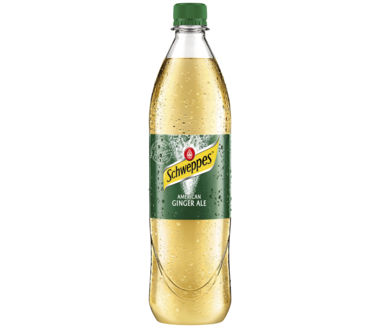 Schweppes Ginger Ale >>PET