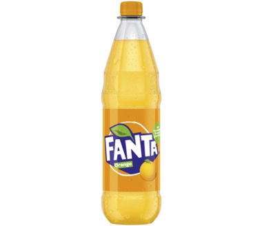 Fanta Orange PET