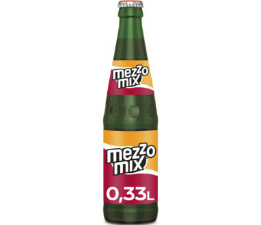 Mezzo Mix Orange Glasflasche