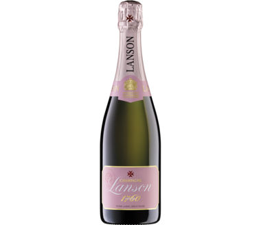 Lanson Rose Label Brut Rose Champagne
