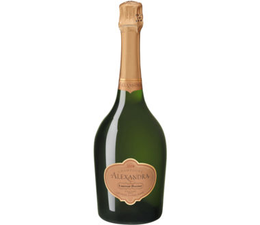 Laurent-Perrier Alexandra Rose Champagne im Holz GP