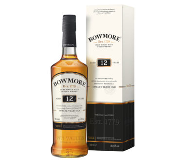 Bowmore 12 Years old Single Islay Malt Scotch Whisky
