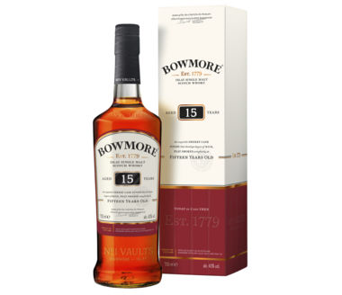 Bowmore 15 Years old Single Islay Malt Scotch Whisky
