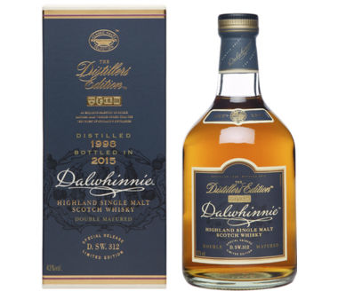 Dalwhinnie Distillers Edition Single Malt Scotch Whisky Edition 2015