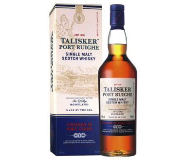 Talisker Port Ruighe Malt Scotch Whisky