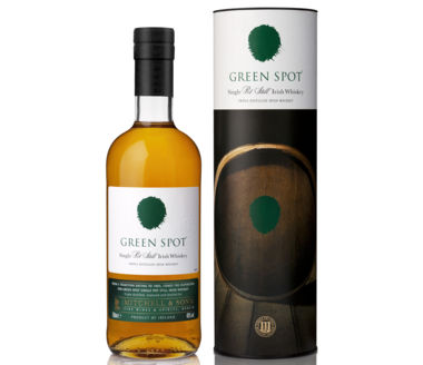 Green Spot Irish Whiskey Single Pott Still Irish Whisky
