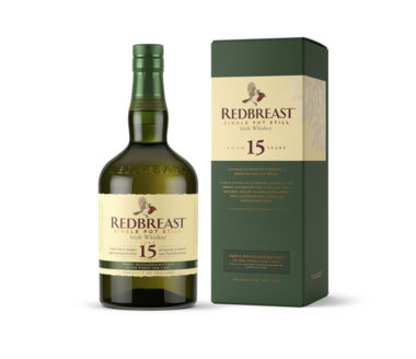 Redbreast 15 Years Single Pot Still Irish Whisky Abfüllung 2011