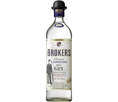 Broker's 47 London Dry Gin Premium Dry Gin