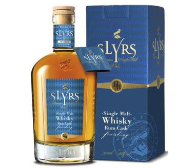 Slyrs Whisky Rum Finishing Bavarian Single Malt Whisky