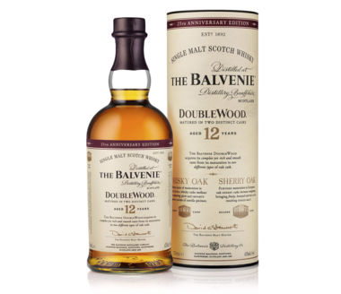 The Balvenie >12 Years old< Double Wood Single Malt Scotch Whisky