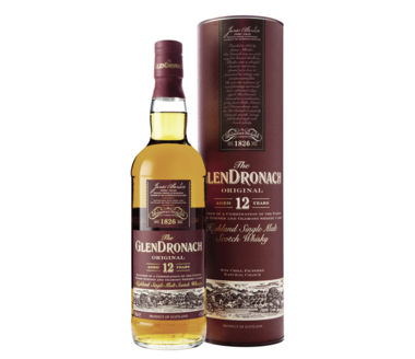 The GlenDronach Original 12 Years Single Highland Malt Scotch Whisky
