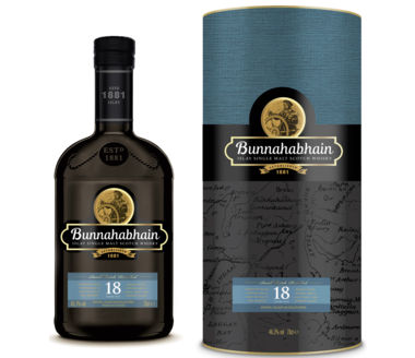 Bunnahabhain 18 Jahre Single Islay Malt Scotch Whisky
