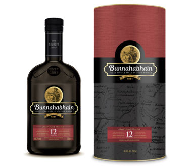 Bunnahabhain 12 Jahre Single Islay Malt Scotch Whisky