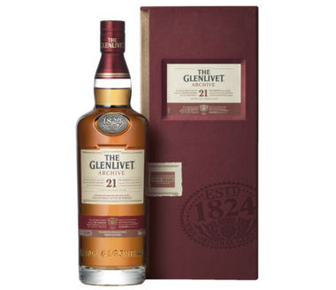 The Glenlivet >21 Years old< Archive Single Malt Whisky