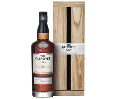 The Glenlivet XXV Single Speyside Malt Whisky