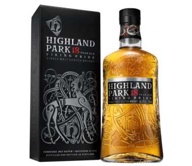 Highland Park Single Malt 18 Years Scotch Whisky Orkney Islands