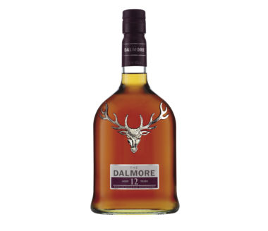 The Dalmore 12 YO Single Highland Scotch Whisky