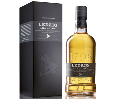 Ledaig 10 Jahre Single Malt Whisky