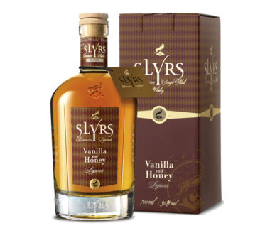 Slyrs Vanilla & Honey Slyrs Bavarian Whisky Liqueur