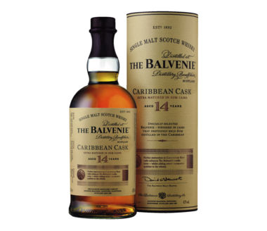The Balvenie >14 Years old< Caribbean Cask
