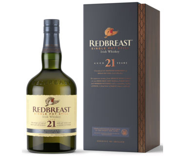 Redbreast 21 Years Single Pot Still Irish Whisky