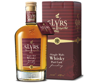 Slyrs Bavarian Single Malt Port Fass