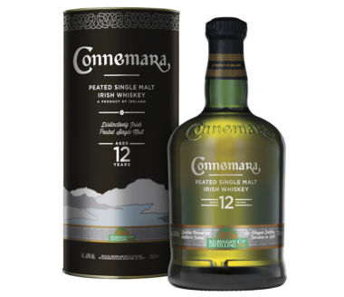 Connemara 12Y Peated Single Malt Irish Whiskey