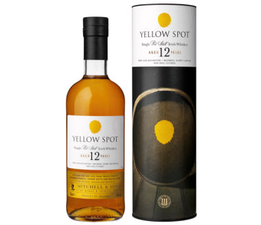 Yellow Spot 12y Single Pot Still Irish Whiskey Mitchell & Son