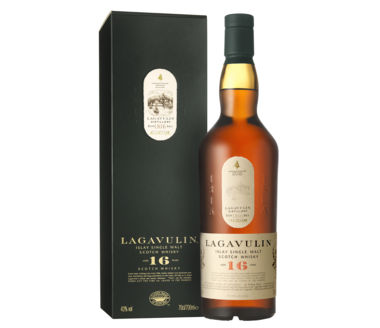 Lagavulin 16 Years Single Islay Malt Scotch Whisky