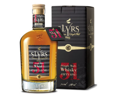 Slyrs Bavarian Single Malt 51 Fifty-One