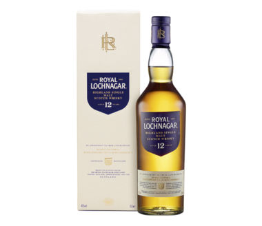 Royal Lochnagar Highland Malt Scotch Whisky 12 Years old