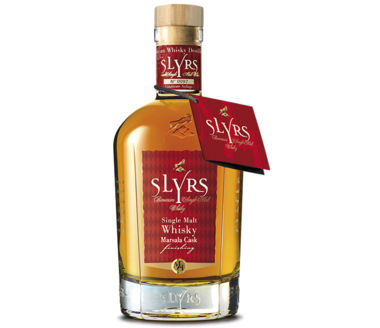 Slyrs Bavarian Single Malt Marsala Finishing