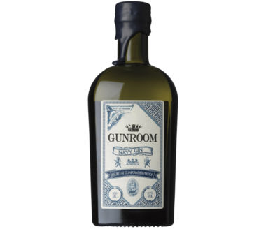 Gunroom Navy Gin Gunpowder Proof