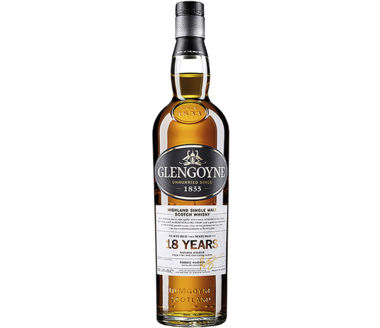 Glengoyne 18 Years Highland Single Malt Scotch Whisky