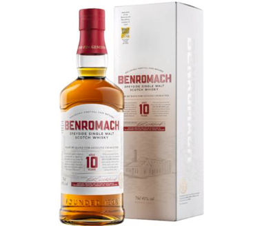 Benromach 10 years old Speyside Single Malt