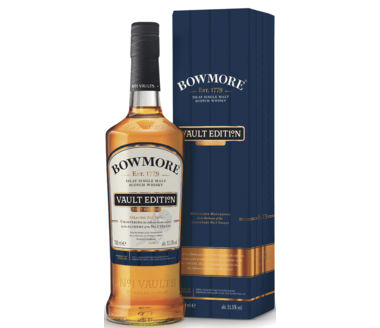 Bowmore Vault Edition No.1 First Release Single Islay Malt ScotchWhisky
