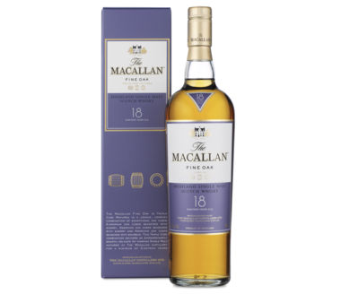 The Macallan Fine Oak 18y Single Highland Malt Scotch Whisky