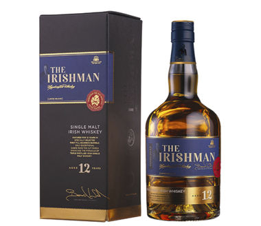 The Irishman 12 Years old Irish Whiskey