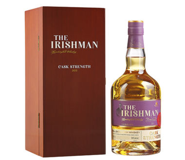 The Irishman Single Malt Rare Cask Strength Irish Whiskey