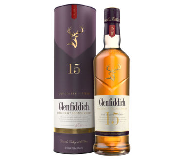 Glenfiddich >15 Years< Single Malt Scotch Whisky