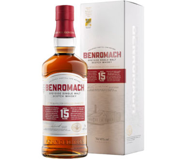 Benromach 15 years old Speyside Single Malt
