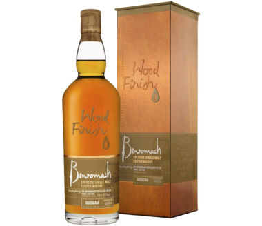 Benromach Sassicaia Speyside Single Malt