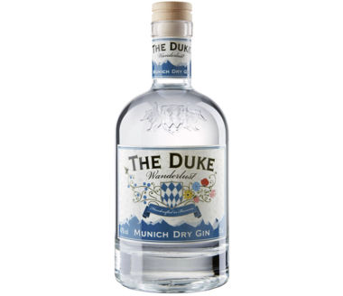 The Duke - Munich Dry Gin Wanderlust