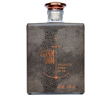 Skin Gin Edition Reptile Brown Handcrafted German Dry Gin