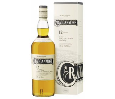 Cragganmore Highland-Speyside 12 Years