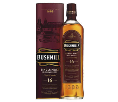 Bushmills Malt 16 Jahre Three Wood
