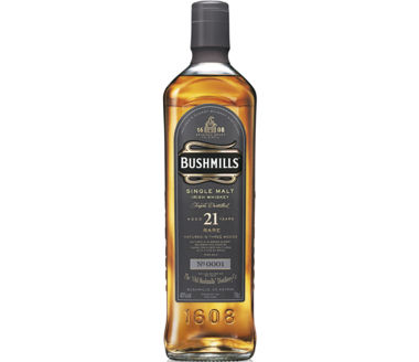Bushmills Malt 21 Years Madeira Finish