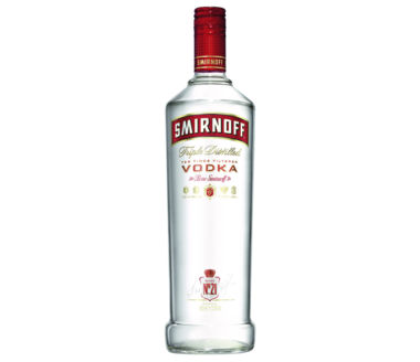 Smirnoff Red Label Vodka (No.21)