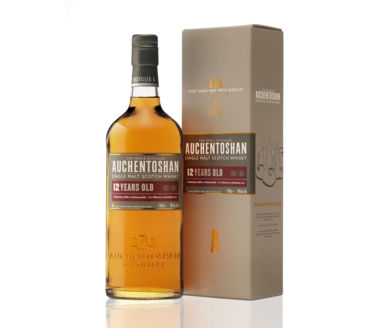 Auchentoshan 12 Years Single Lowland Malt Whisky