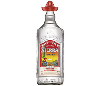 Sierra Tequila silver Jalisco, Mexico